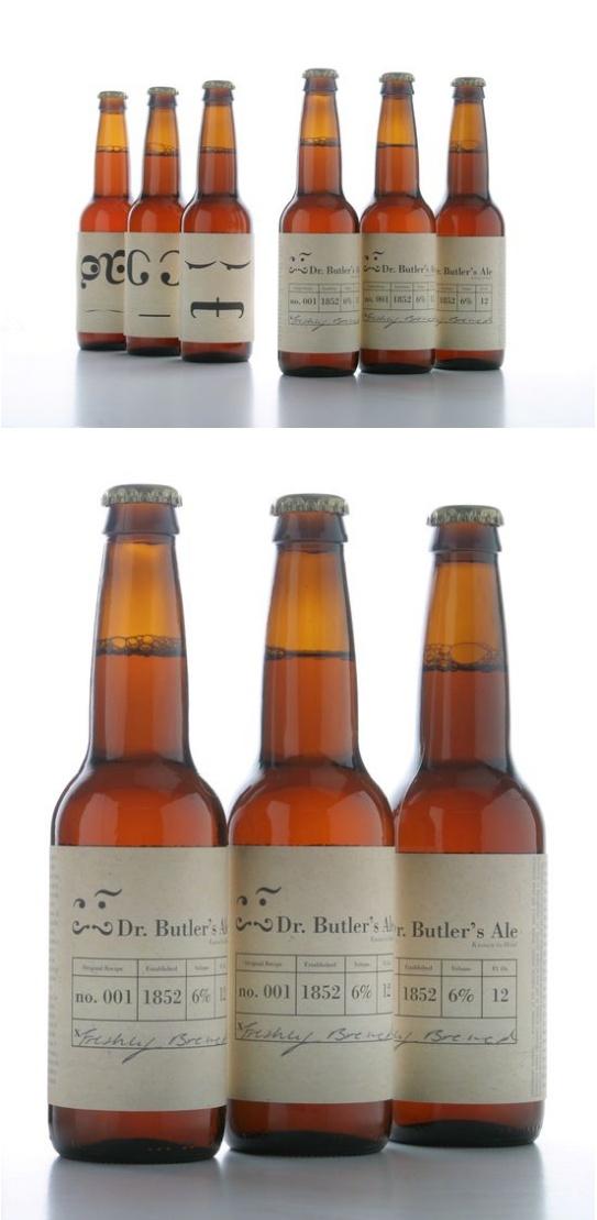 ไอเดียสำหรับการพิมพ์ สติ๊กเกอร์ฉลากสินค้า // สไตล์การออกแบบ ดีไซน์แบบเรียบๆ แต่มีสไตล์ ฉลากไว้ใช้สำหรับ แปะกับขวดน้ำ ขวดไวน์ ขวดเบียร์