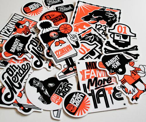สติ๊กเกอร์ (Sticker)