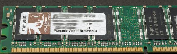 OEM DDR/400/1G