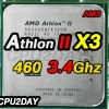 [AM3] Athlon II X3 460 3.4Ghz