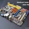 [MB 775] ASUS ,Gigabyte P5KPL,GA-G31 + เพลตหลัง