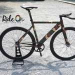 Aoeagle Camo Complete Bike