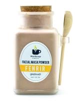 Herbcup : Facial Mask Powder Fenrir ผงสมุนไพรพอกหน้า สูตรรักษาฝ้า ขนาด 100 กรัม