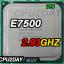 [775] Core 2 Duo E7500 (3M Cache, 2.93 GHz, 1066 MHz FSB) thumbnail 1