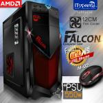 [AMD] 4 คอร์ Athlon X4 760K 3.8Ghz Turbo 4.1Ghz/Deep Cool X1/D3-1600-8G/GTX650-1G/HD250G/Win7 64BIT