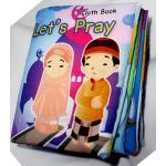 หนังสือผ้า Let's pray