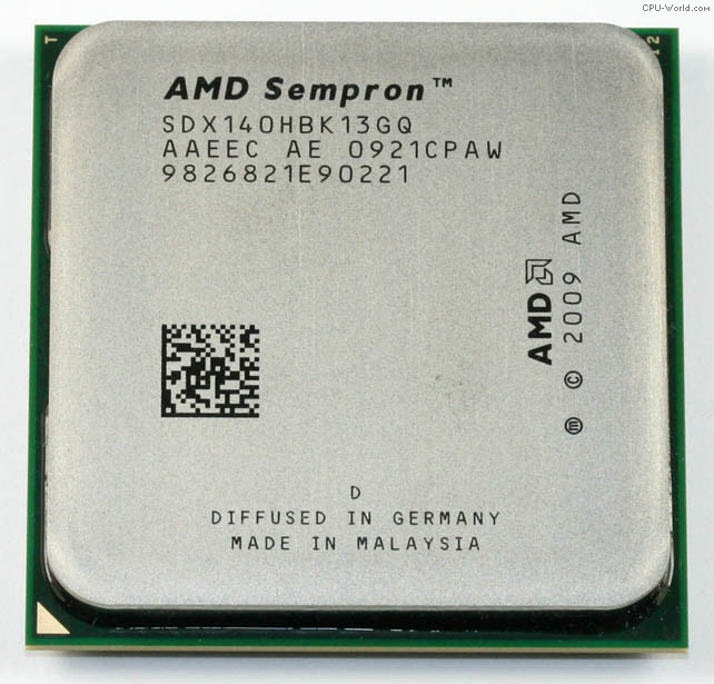 [AM3] Sempron 140 2.7Ghz