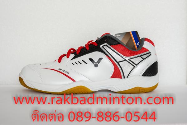 VICTOR SH-A501 D สีขาว-แดง