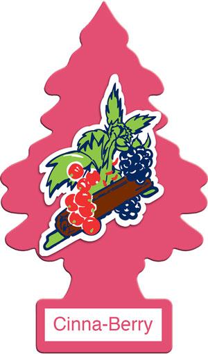 กลิ่น Cinna-Berry หอมกลิ่นเบอรี่นำซินนามอน คล้าย Bubble Berry