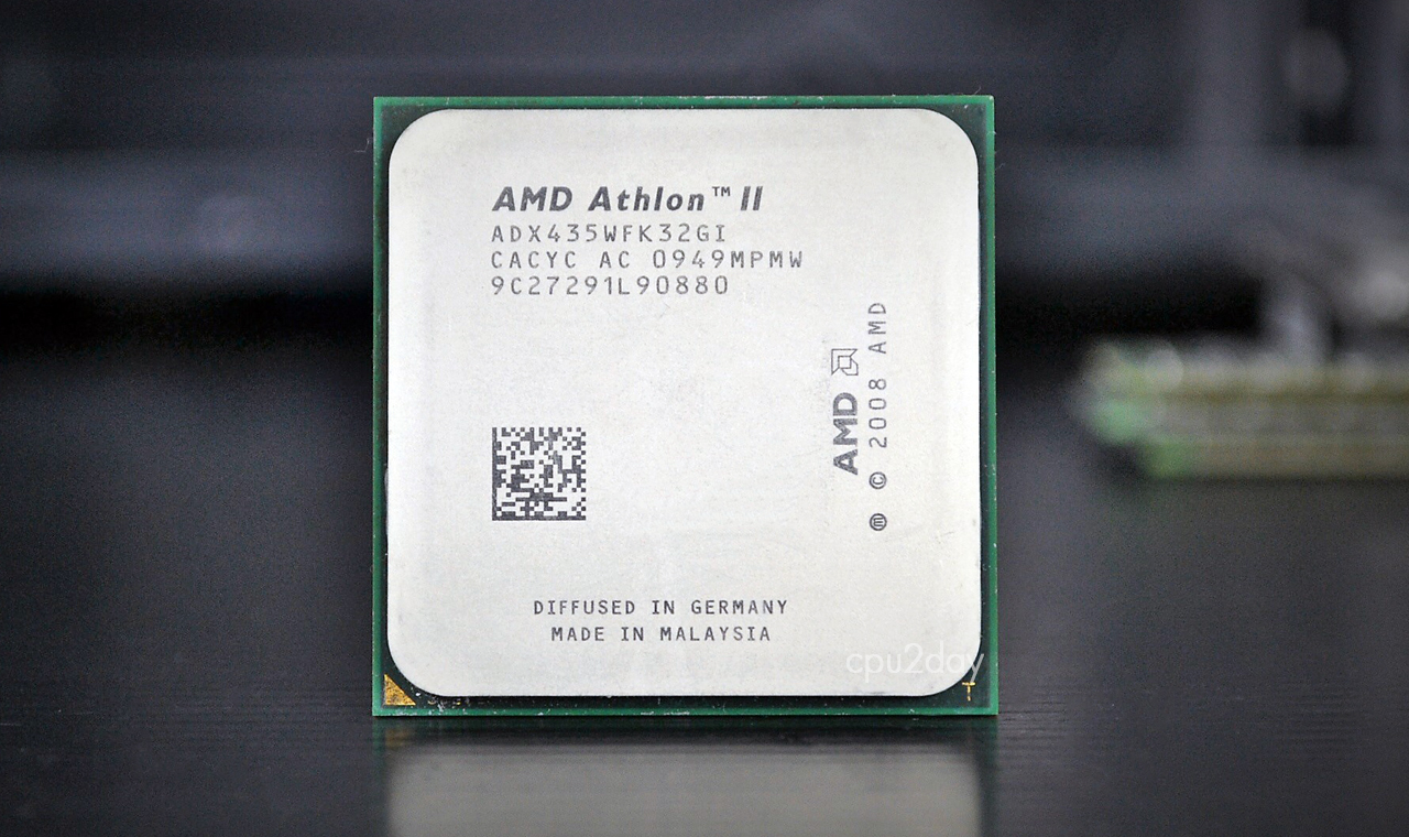 [AM3] Athlon II X3 435 2.9Ghz