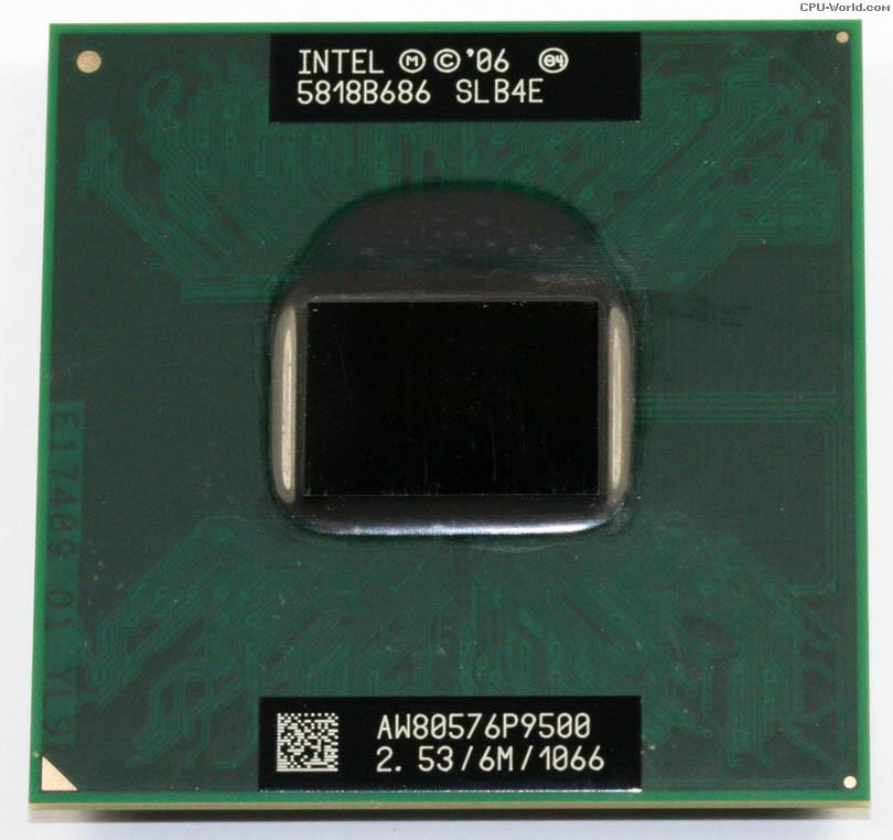 [CPU NB] Intel® Core™2 Duo P9500