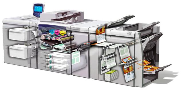 การพิมพ์ดิจิตอล (Digital Printing) คืออะไร
