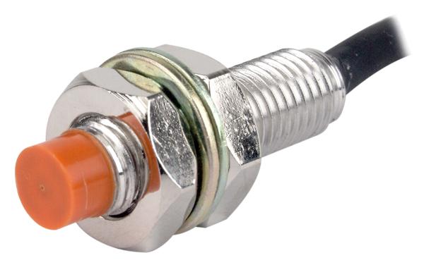 PR08-2DN2 [ Detect 2mm. x PR08-2DN2 Dia 08mm, Long Distance Type Inductive Proximity Sensor ]