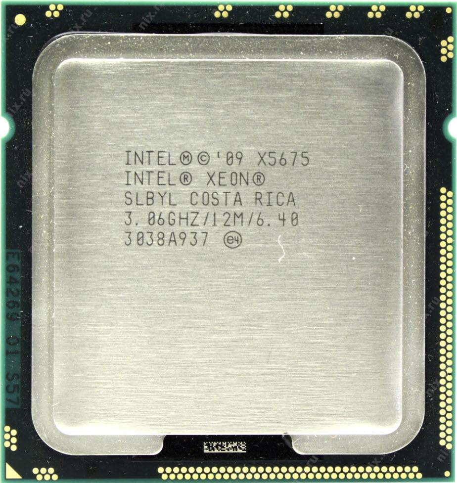 [1366] Xeon X5675