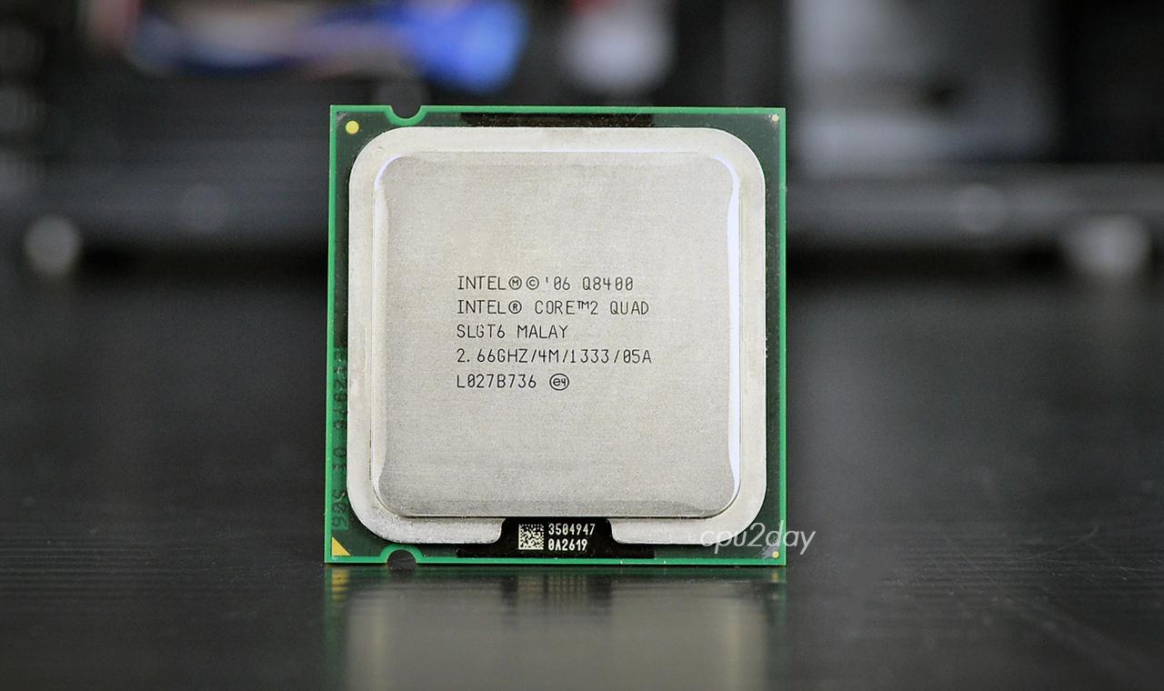 [775] Core 2 Quad Q8400 (4M Cache, 2.66 GHz, 1333 MHz FSB)