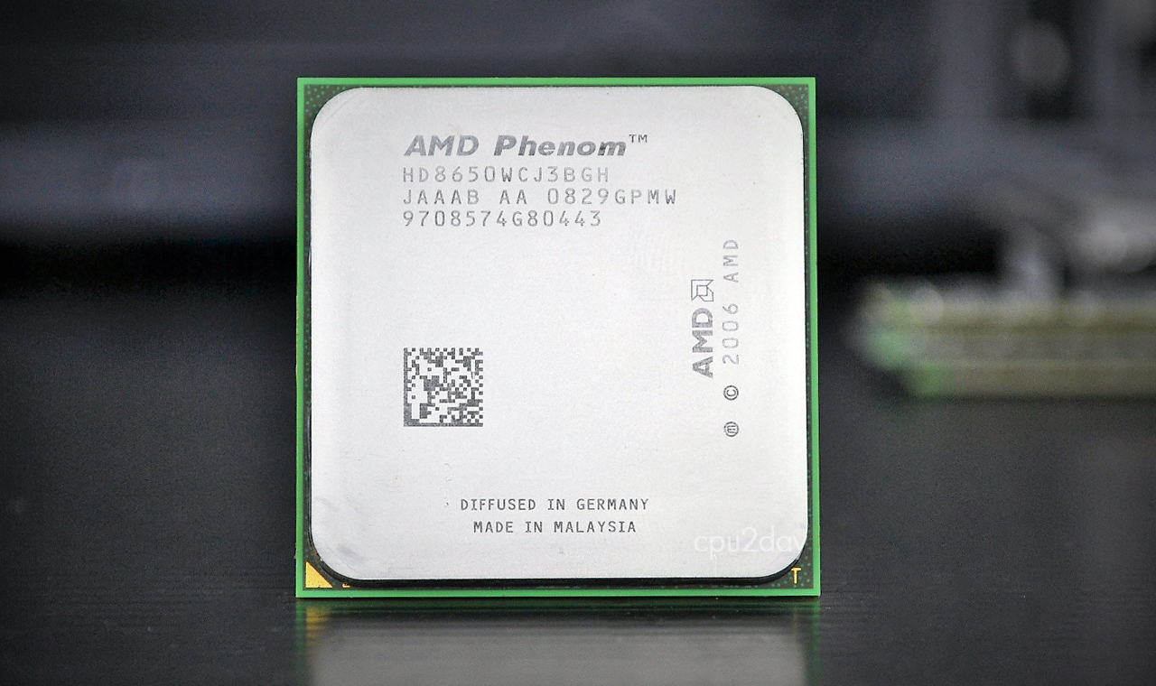 [AM2+] Phenom X3 8650 2.3Ghz