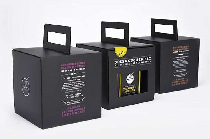 กล่อง, บรรจุภัณฑ์ (Packaging)