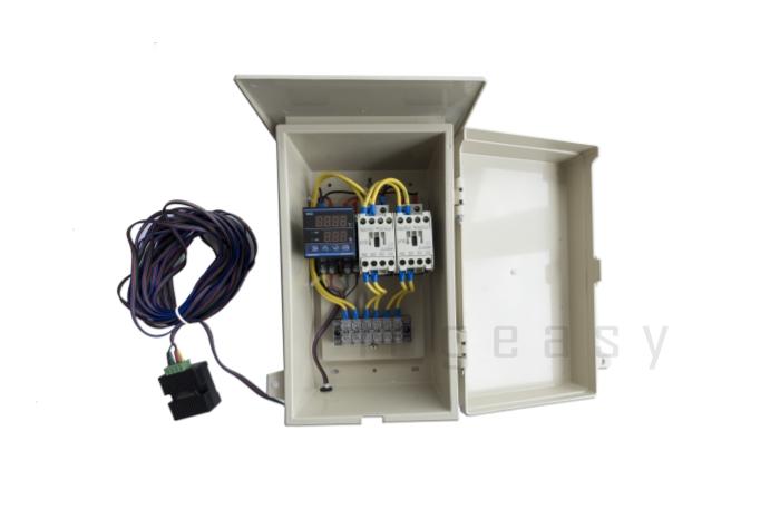 ตู้ควบคุมอุณหภูมิและความชื้น 220 VAC สายเซ็นเซอร์ ยาว 10 m