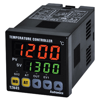 Autonics : TZN4S-14R, Temperature Controllers (Dual PID Auto Tuning Type) TZN Series