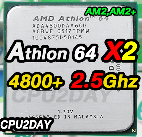 [AM2] Athlon 64 X2 4800+ 2.4Ghz