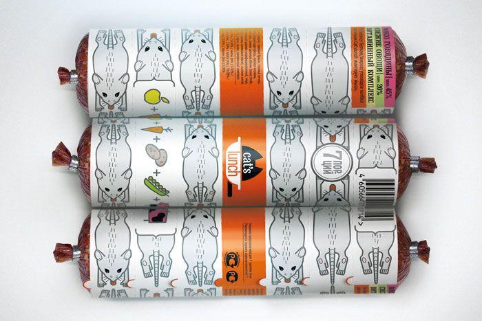 ไอเดียสำหรับการพิมพ์ สติ๊กเกอร์ฉลากสินค้า // สไตล์การออกแบบ ดีไซน์แบบทันสมัย การใช้สีที่สดุดตา ฉลากใช้สำหรับแปะสินค้าเกี่ยวกับอาหาร