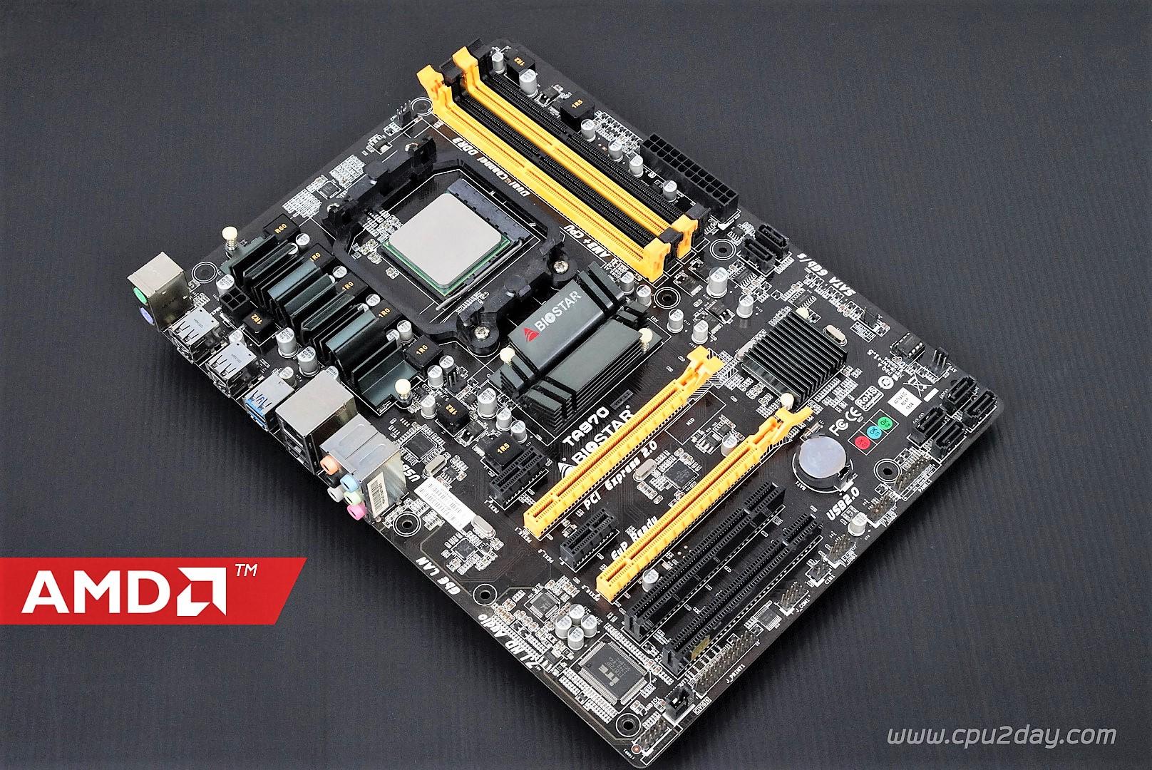 โปรมัด FX-6300 | BIOSTAR TA970