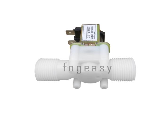 Solenoid valve 12 VDC ขนาด 1/2