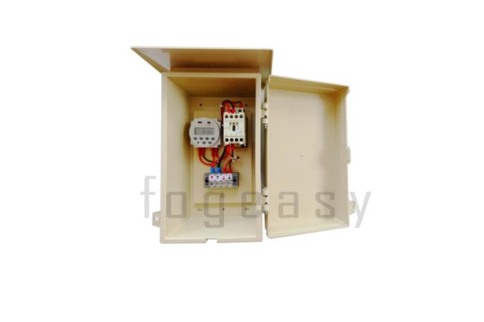 ตู้ควบคุมปั๊มน้ำ แบบ 17 โปรแกรม 220 VAC