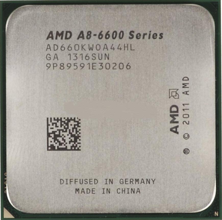 [FM2] A8-6600K 3.9Ghz Turbo 4.2Ghz