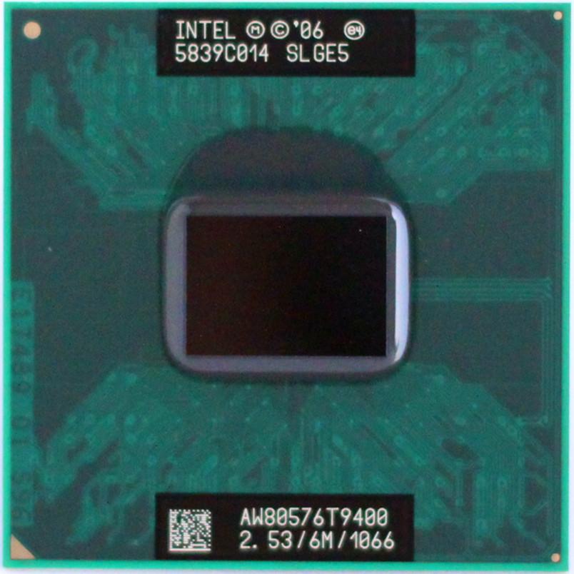 [CPU NB] Intel® Core™2 Duo T9400