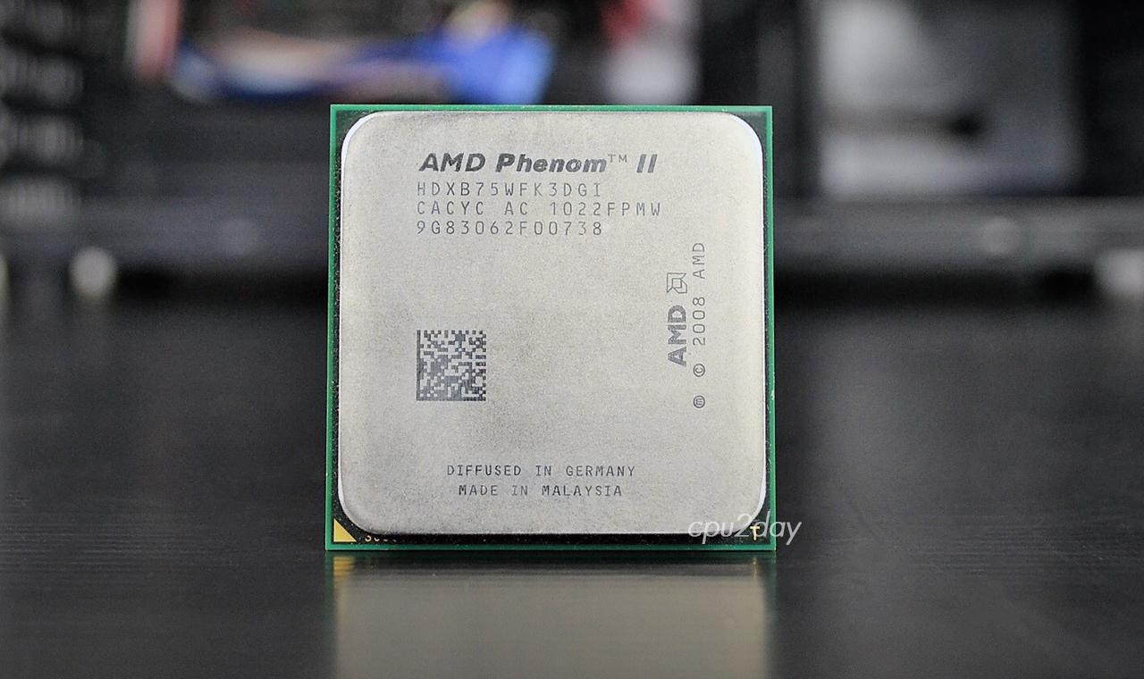 [AM3] Phenom II X3 B75 3.0Ghz
