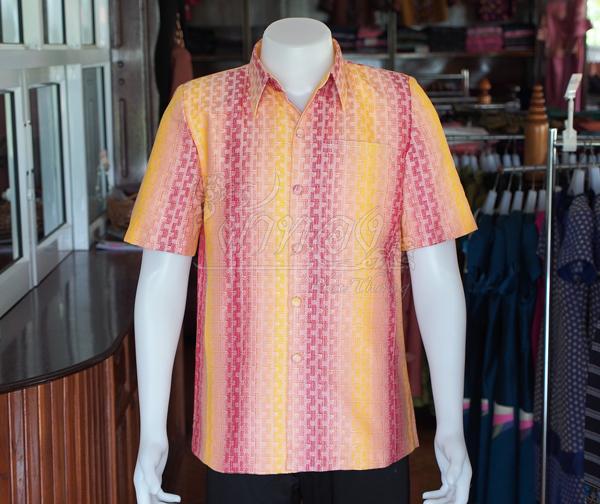 เสื้อสูทลายหมากรุก ไซส์ XL