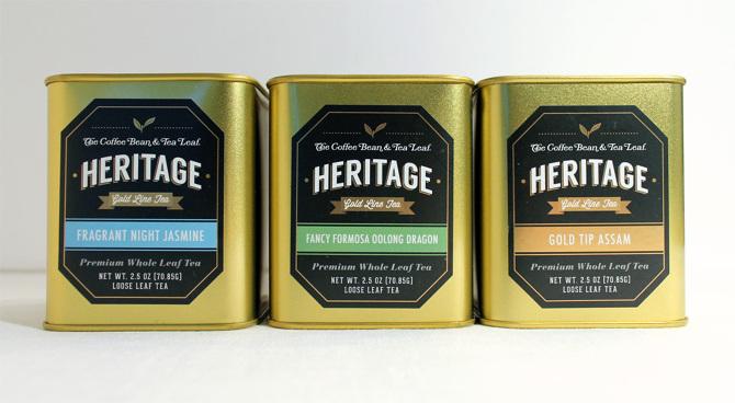 ไอเดียสำหรับการพิมพ์ สติ๊กเกอร์ฉลากสินค้า // สไตล์การออกแบบ ดีไซน์แบบเรียบๆ แต่มีสไตล์ ฉลากไว้ใช้สำหรับ แปะกับกล่องสแตนเลส,กล่องใบชาแห้ง