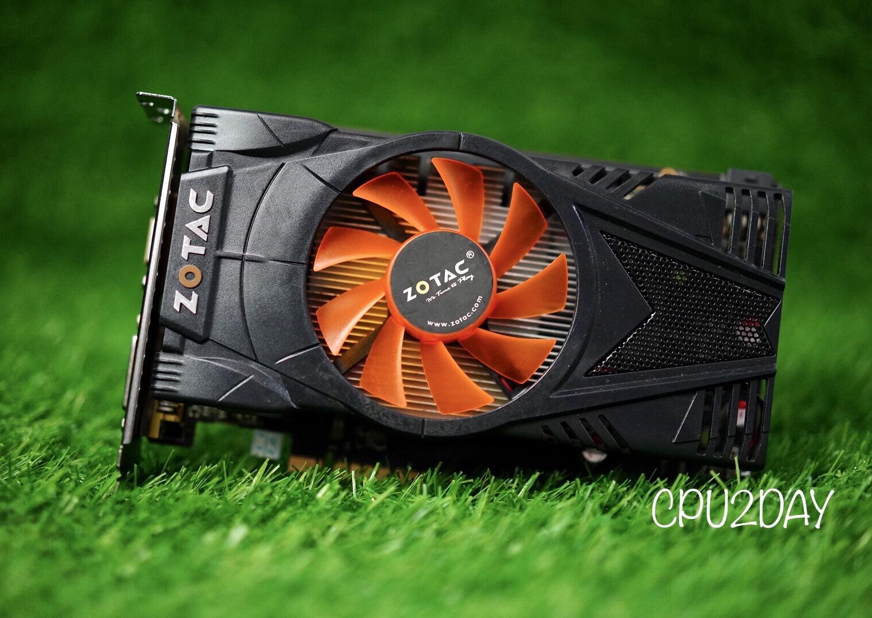 ZOTAC GTX550Ti 1G 192BIT GDDR5