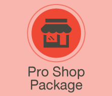 Pro Shop Package
