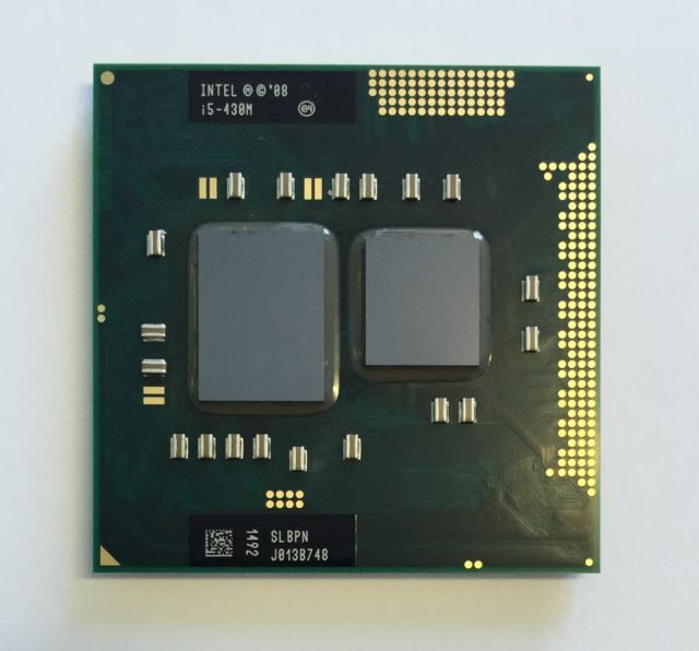 [CPU NB] Intel® Core™ i5-430M