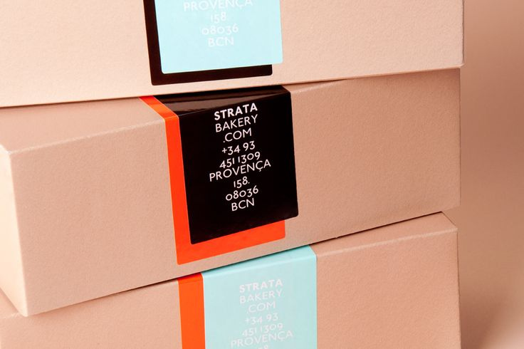 ไอเดียสำหรับการพิมพ์ สติ๊กเกอร์ฉลากสินค้า // สไตล์การออกแบบ ดีไซน์แบบเรียบๆ แต่มีสไตล์ ฉลากไว้ใช้สำหรับ แปะกับกล่องกระดาษ กล่องเค้ก กล่องขนม