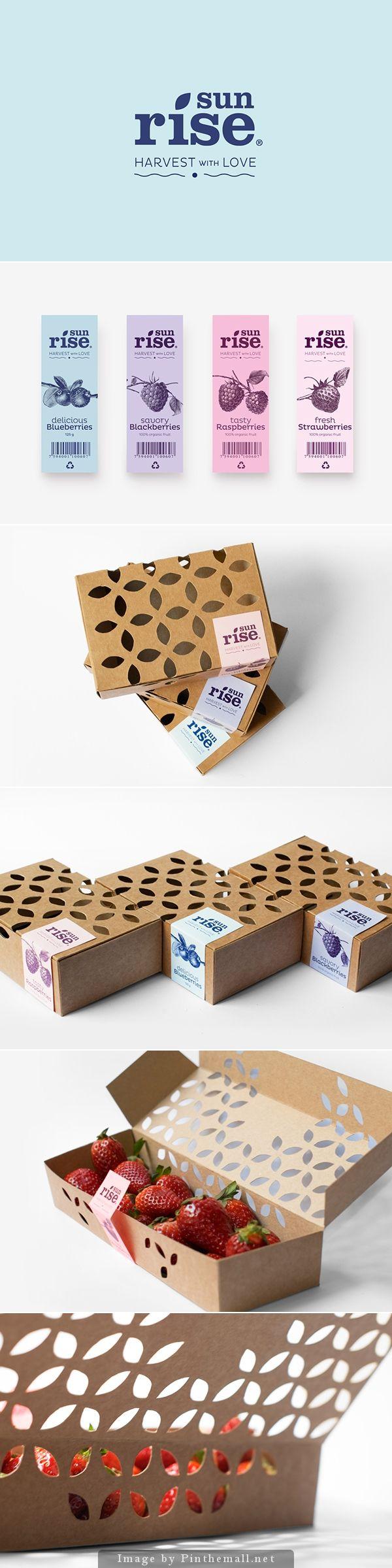 ไอเดียสำหรับการพิมพ์ สติ๊กเกอร์ฉลากสินค้า // สไตล์การออกแบบ ดีไซน์แบบเรียบๆ แต่มีสไตล์ ฉลากไว้ใช้สำหรับ แปะกับกล่องกระดาษ กล่องใส่ผลไม้สด