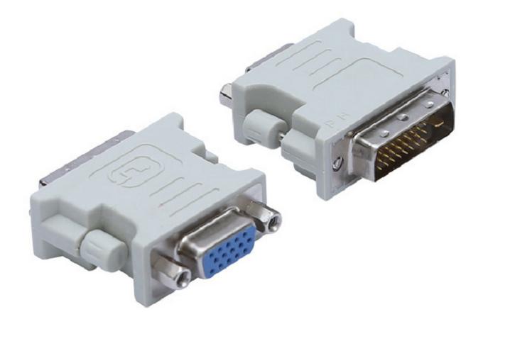 [อุปกรณ์เสริม] หัวแปลง DVI TO VGA