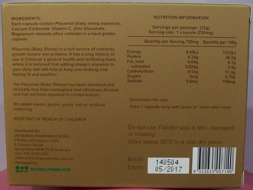 Maxi 50000 Placenta รกแกะ แม็กซี่ ใหม่ล่าสุด ของแท้ ราคาถูก ปลีก/ส่ง โทร 081-859-8980 ต้อม
