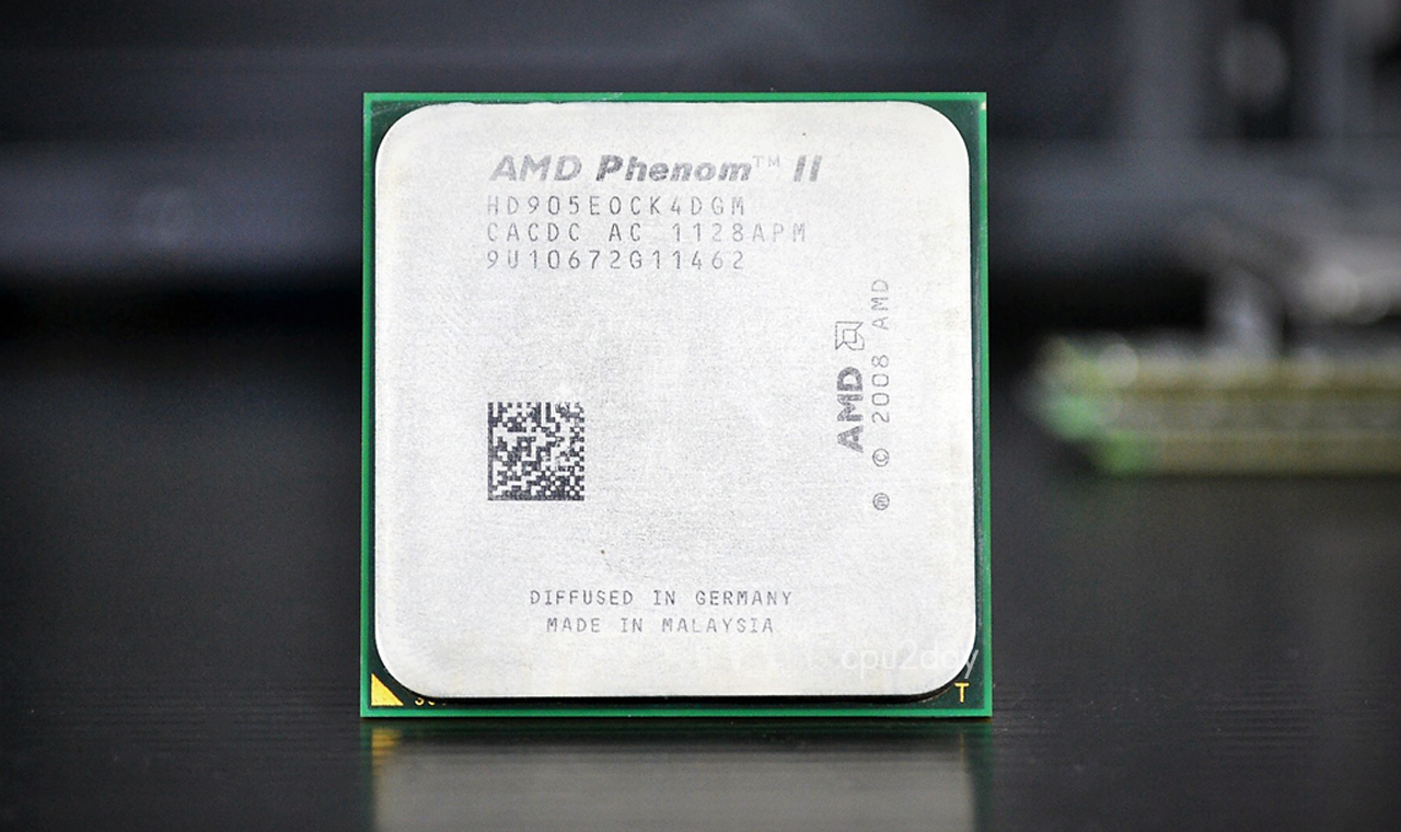 [AM3] Phenom II X4 905e 2.5Ghz