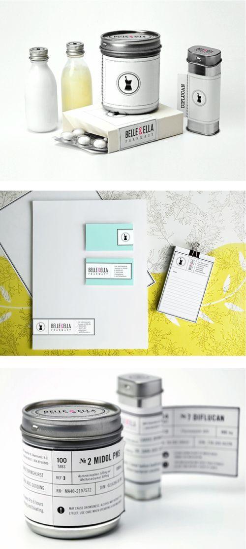 ไอเดียสำหรับการพิมพ์ สติ๊กเกอร์ฉลากสินค้า // สไตล์การออกแบบ ดีไซน์น่ารักๆ แบบมีสไตล์ ฉลากใช้สำหรับ แปะกับแพคเกจทั่วไป กล่องกระดาษ