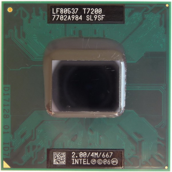 [CPU NB] Intel® Core™2 Duo T7200