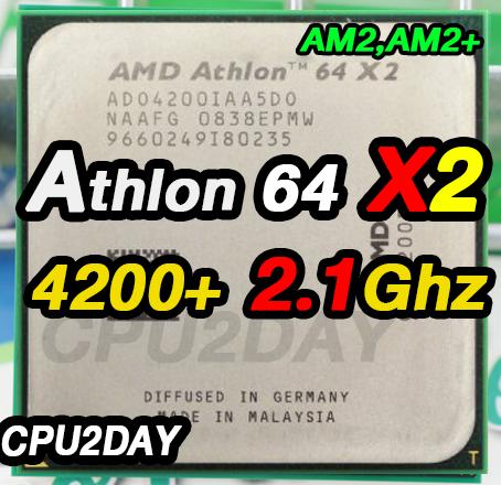 [AM2] Athlon 64 X2 4200+ 2.1Ghz