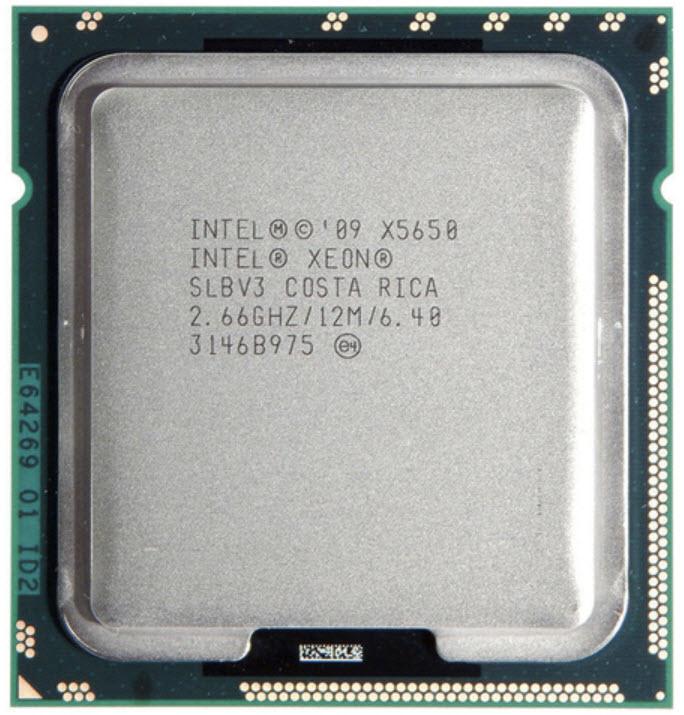 [1366] Xeon X5650