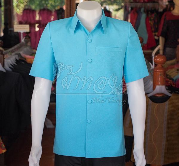 เสื้อสูทผ้าฝ้ายผสม ไซส์ 2XL