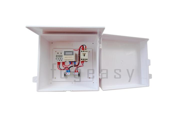 ตู้ควบคุมปั๊มน้ำ สลับ เปิด/ปิด แบบวินาที 220 VAC