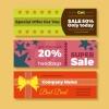 คูปองสินค้า การส่งเสริมการขาย การลดราคา สไตล์การออกแบบดีไซน์แบบใช้สีสันสวยงามสดุดตา คูปองเหมาะสมกับสินค้าที่มีการลดราคาในช่วงเทศกาลต่างๆเพื่อดึงดูดให้ลูกค้ามาใช้บริการ // ตัวอย่างดีไซน์ คูปองสินค้า Chill Shop Package