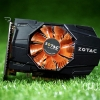 ZOTAC GTX650 1GDDR5 128BIT ประหยัดไฟ ไม่ต่อไฟเพิ่ม