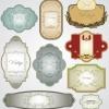 ฉลาก Eco style สไตล์การออกแบบดีไซน์แบบใช้สีสันที่ดูหรูหรา ฉลากไว้ใช้แปะกับแพคเกจครีมบำรุงผิว,กระปุกครีม,สบู่ // ตัวอย่างดีไซน์ สติ๊กเกอร์ฉลาก Chill Shop Package